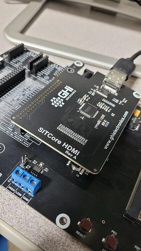 SITCoreHDMI board